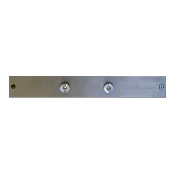 Adapterplatte für 2 XL Boxen (48l)